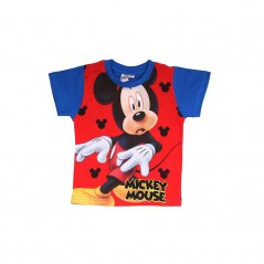 Tee-shirt Manches Courtes Mickey