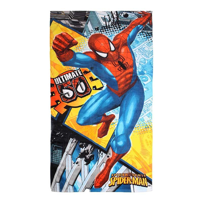 Serviette de Plage Spiderman
