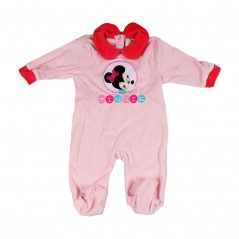 Pyjama Velours Minnie