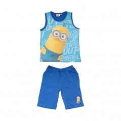 Ensemble Débardeur Short Minions