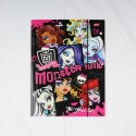 Pochette à Elastique Monster High Noir