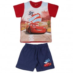 Ensemble Tee-Shirt Short Cars