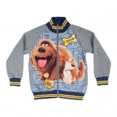 Sweat zippé Secret Life of Pets