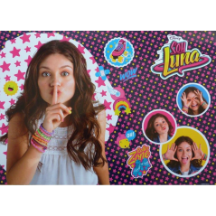 Set de Table Soy Luna