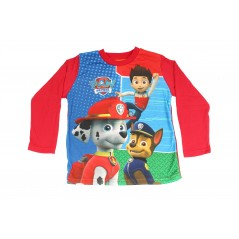 Tee-Shirt Manches Longues Paw Patrol
