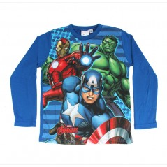 Tee-Shirt Manches Longues Avengers
