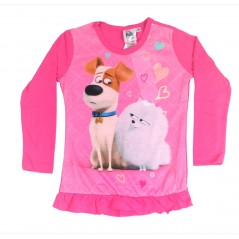 Tee-Shirt Manches Longues Secret Life of Pets