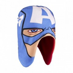 Bonnet Polaire Captain America