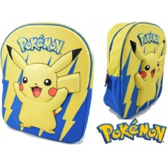 Pokemon Sac à Dos Junior 3D