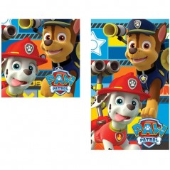 SET DE DEUX ESSUIES-MAINS PAW PATROL
