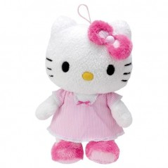 HELLO KITTY Peluche Housse Pyjama 40 cm