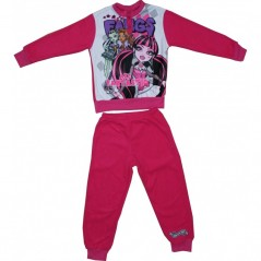 Pyjama Polaire Paw Monster High