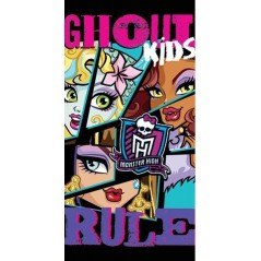 Serviette de Plage Monster High