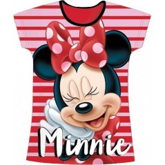 Tee-Shirt Manches Courtes Minnie Disney
