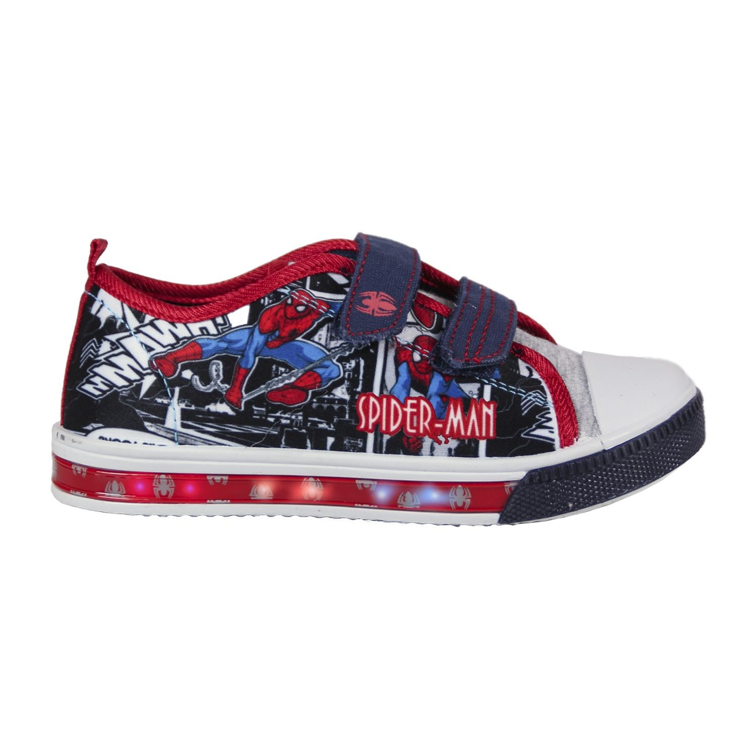 Baskets Spiderman Chaussures Lumineux Baskets Spiderman Chaussures Led Baskets Lumineux Led 6y7gbf