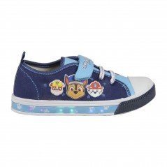 Baskets Paw Patrol - LED Lumineux - Chaussures Lumineux pour Garcon Paw Patrol