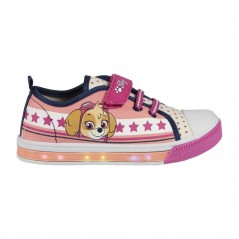 Baskets Paw Patrol - LED Lumineux - Chaussures Lumineux pour Fille Paw Patrol