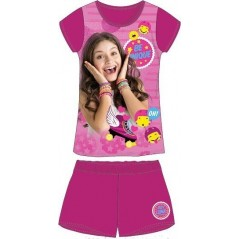 Ensemble Tee-Shirt Short Soy Luna Disney