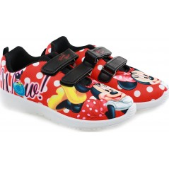 Baskets Minnie Disney - Noir