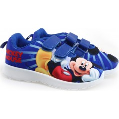 Baskets Mickey Disney - Bleu