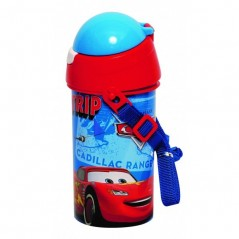 Gourde Automatique Cars Disney 500ml