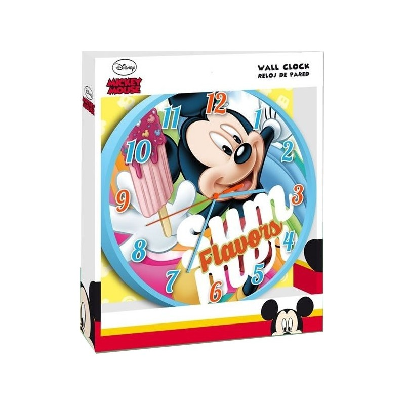 Pendule Mickey Disney