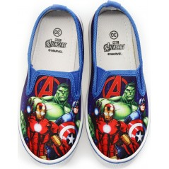 Baskets - Tennis Basses Avengers Marvel