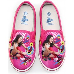 Baskets - Tennis Basses Soy Luna Disney
