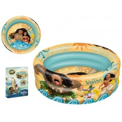 Piscine gonflable Vaiana Disney