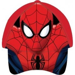 Casquette Spiderman - Rouge