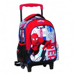Sac à dos trolley Spiderman Marvel