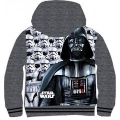 Sweat à Capuche Star Wars - Gris