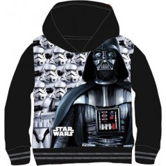 Sweat à Capuche Star Wars - Noir