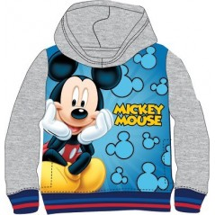 Sweat à Capuche Mickey Disney - Gris