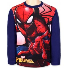 T-Shirt Spiderman Manches Longues