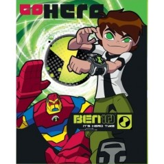 Plaid polaire Ben 10