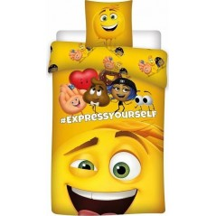 Housse de Couette the emoji movie