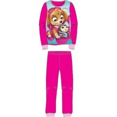 Pyjama polaire long Paw Patrol Fille