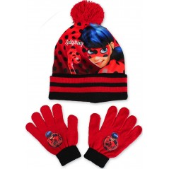 Set Gants Bonnet Miraculous