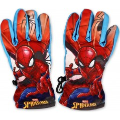 Gants de ski spiderman