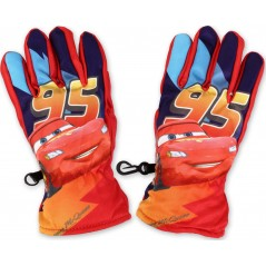 Gants de ski Cars Disney - Rouge