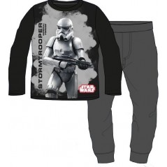Pyjama Star Wars - Noir