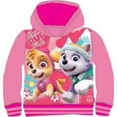 Sweat Paw Patrol Fille à capuche - Rose
