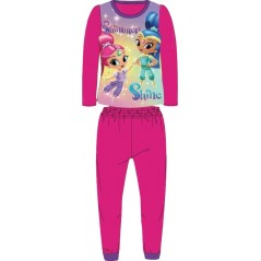 Pyjama Shimmer and Shine - Fuchsia