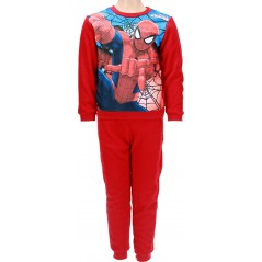 Pyjama Polaire Spiderman