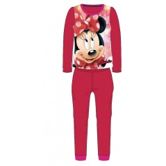 Pyjama Minnie Disney - Rouge