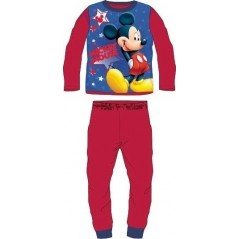 Pyjama Polaire Mickey - Rouge