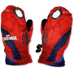Gants - Moufle de ski Spider-man marvel - Rouge