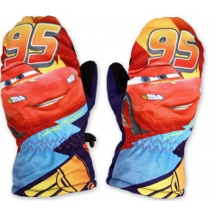 Gants - Moufle de ski Cars Disney - Marine