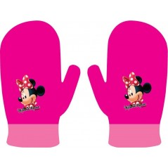 Moufle Gants Minnie - Fuchsia